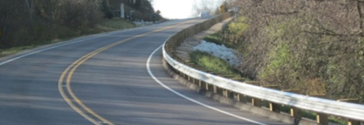 Dodge County Safety Improvement Study Header Image