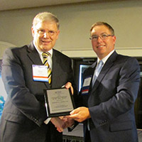"Gress Named ACEC Indiana ""Engineer of the Year"" Thumbnail"