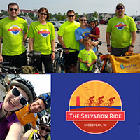 Team Donohue Participates in The Salvation Ride Thumbnail