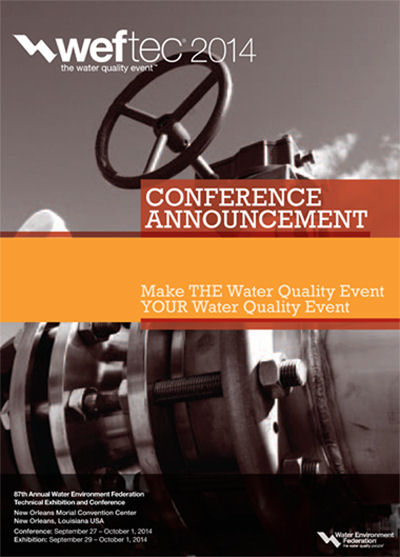 Join Donohue Professionals at WEFTEC Technical Sessions Thumbnail